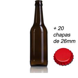 botellas + chapas-Avanzadilla-