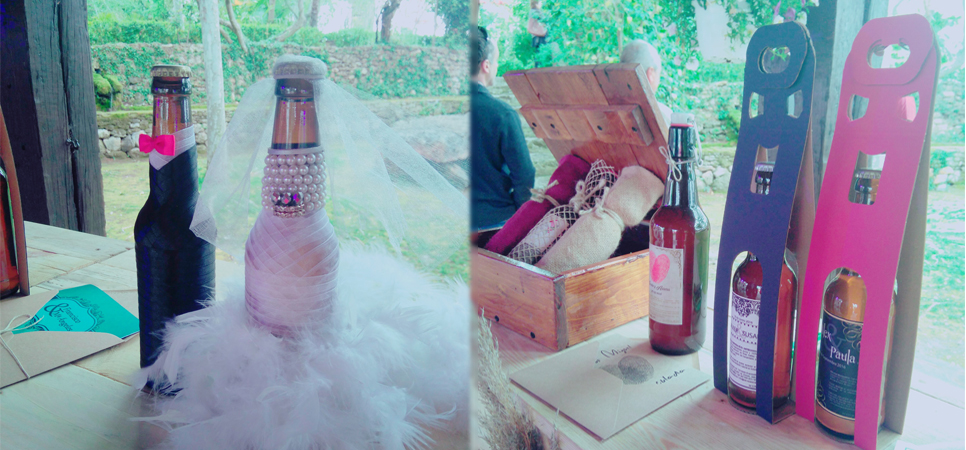Opiniones Cerveza personalizada bodas