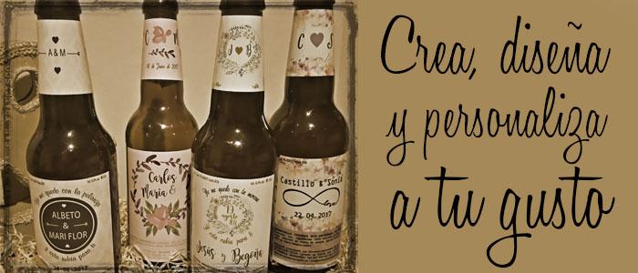 cerveza para bodas